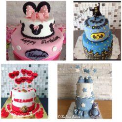 Cake Design / Gâteaux personnalisés sur mesure