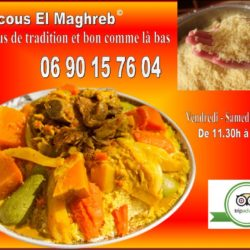 Couscous El Maghreb