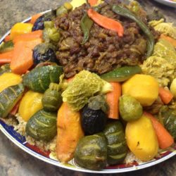 Cuisine marocaine professionnelle