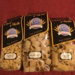 Pâtes Artisanales d'Italie (500g)