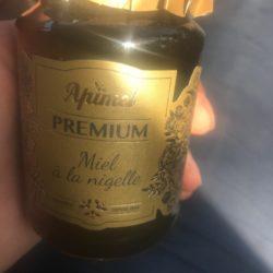 Miel d'Acacia à la Nigelle