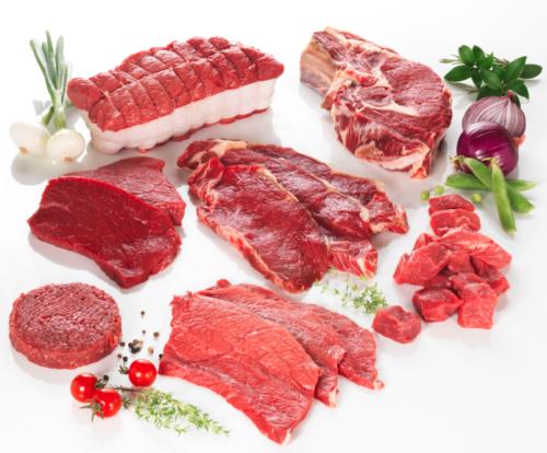 Caissette de viande