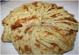 Mssemen et crêpes marocain