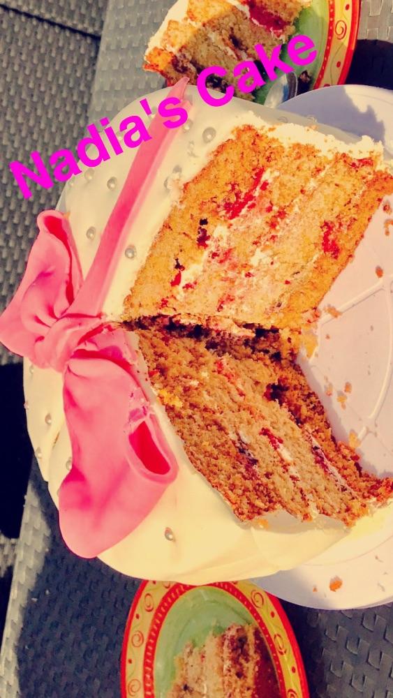 Gâteau et cupcakes