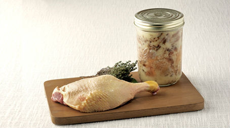 Confis de canard