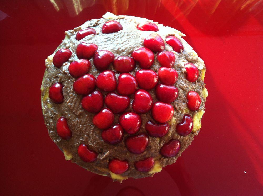 Gâteaux 100% bio d'anniversaire