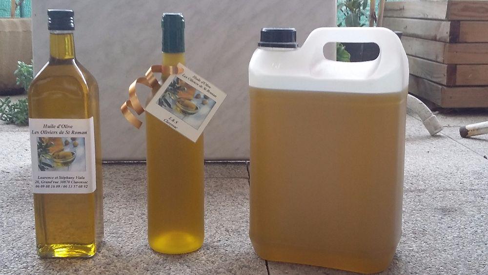 Huile d' Olive Producteur