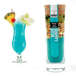 cocktail bleu lagon 1