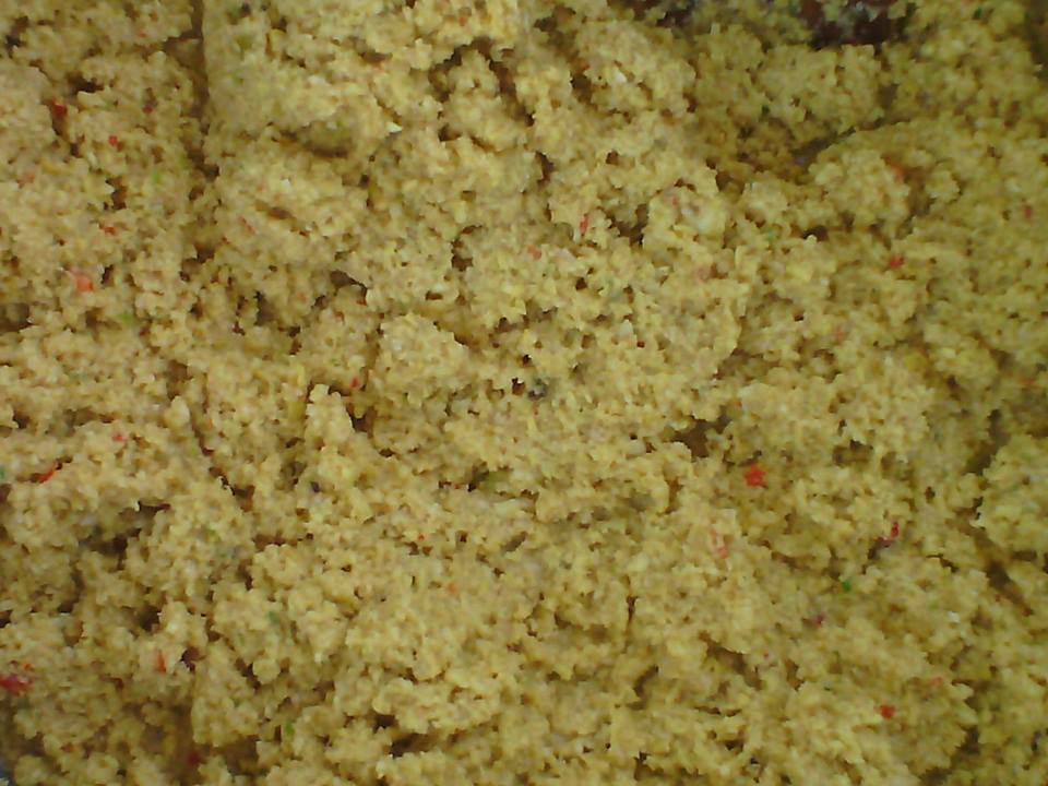 Pâte gingembre mangue pimentée