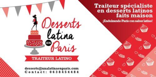 Gâteaux personnalisés et desserts exotiques de l'Amérique latine