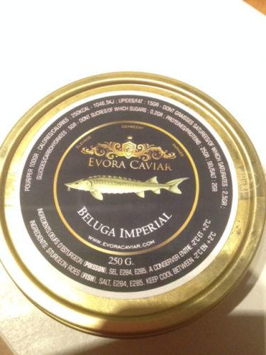Caviar BELUGA IMPERIAL 250 G
