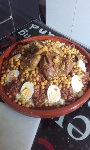 Couscous Tajine Patisserie
