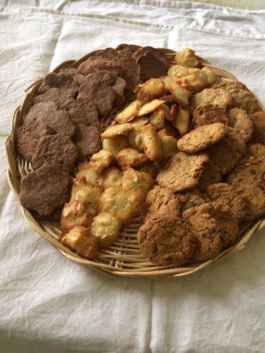 Fabrication artisanale de biscuits et gateaux