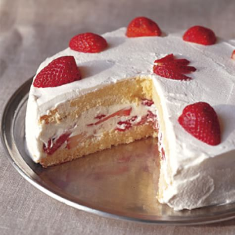 Gâteau et biscuit
