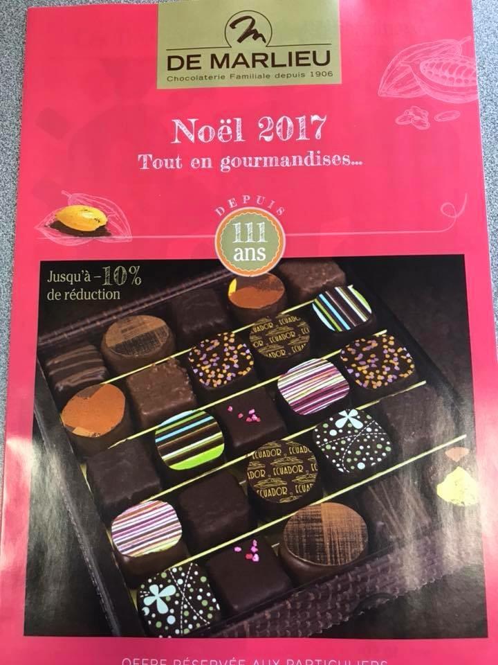 Chocolats de Marlieu