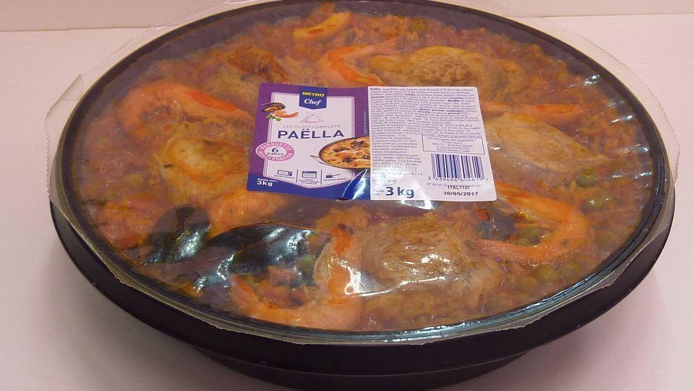 paella frais 3 Kg