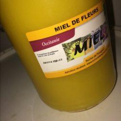 Miel de fleure bio