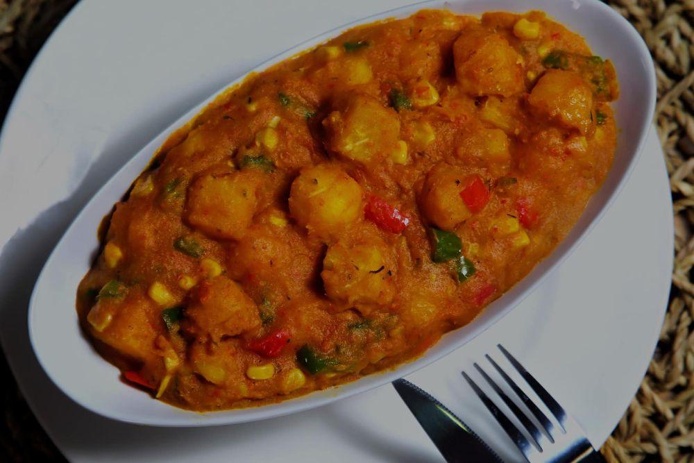 yam-porridge