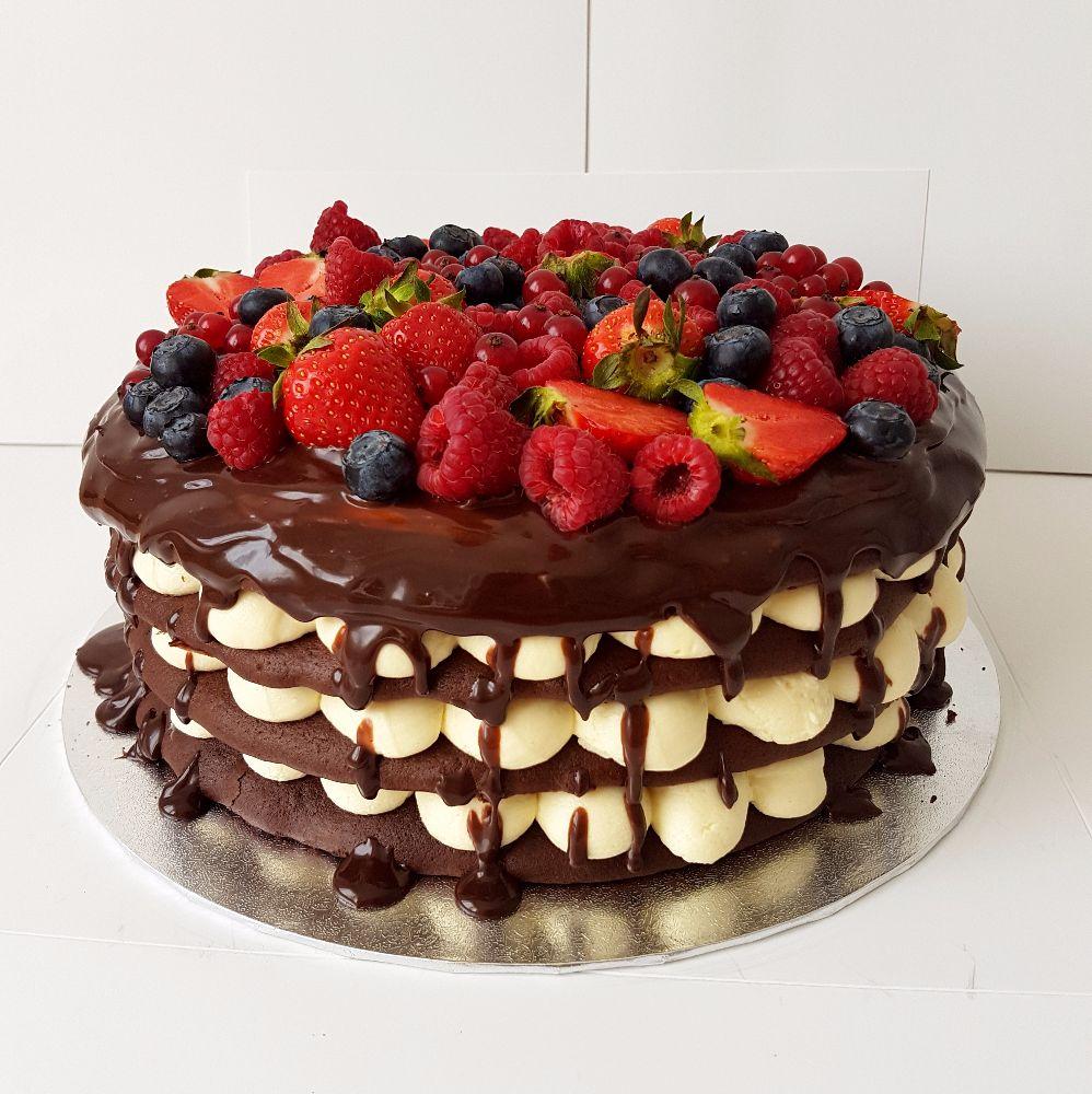 Gâteau sur commande