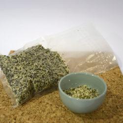 Graines de chanvre alimentaire biologiques