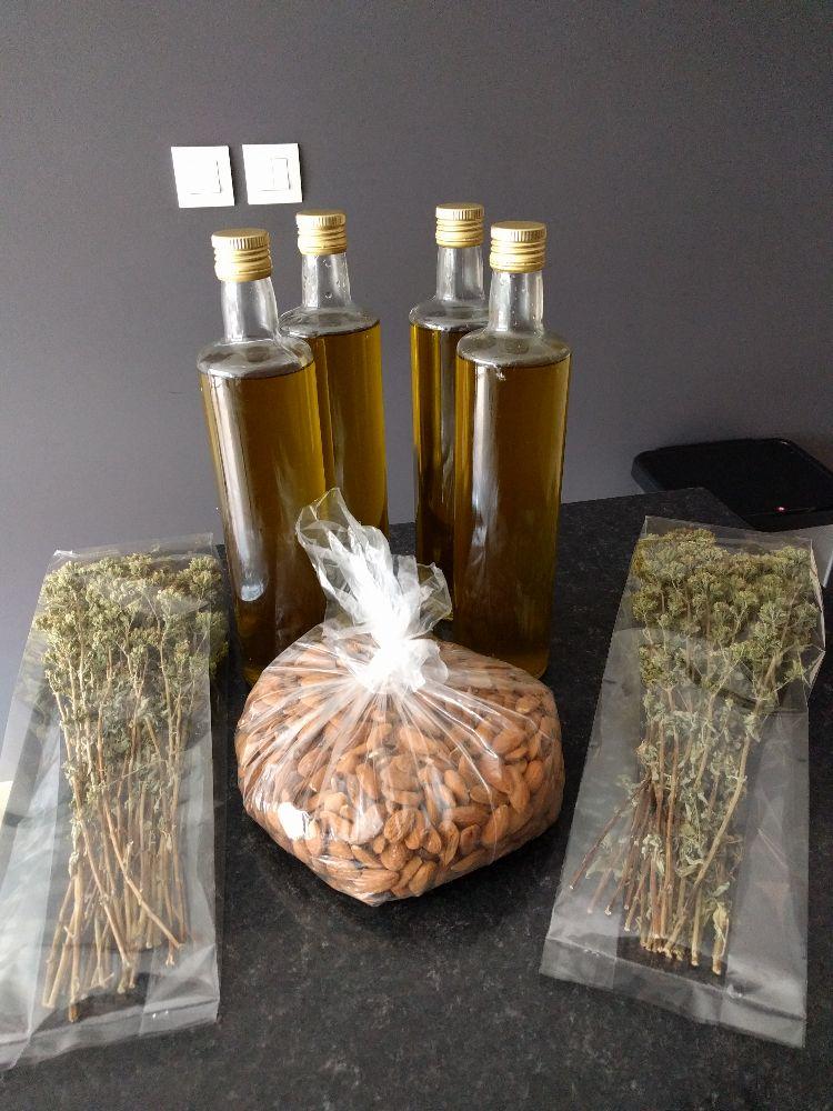 Huile d'olive bio de Sicile. Vente directe