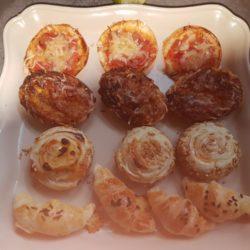 Gâteaux et sucrés sales