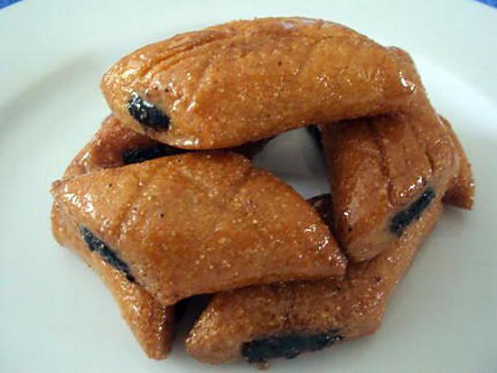 Délicieuses pâtisseries orientales