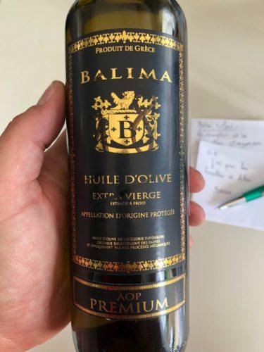 Huile d'olive balima