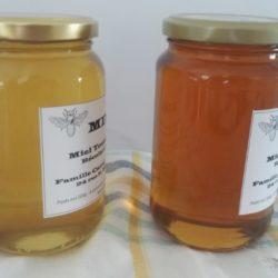 Apiculteur amateur vend miel
