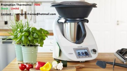 Offre exceptionnelle Thermomix 700€