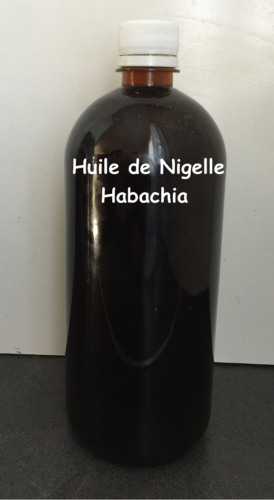 Huile de nigelle Habachia